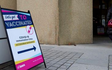 City of Toronto to open 9 COVID-19 vaccine clinics to administer shots
