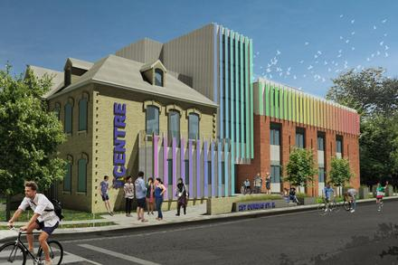 Egale's LGBTQ2S+ Transitional Home & Youth Shelter