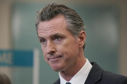 Democrats sweat turnout disaster in California without Trump to run against