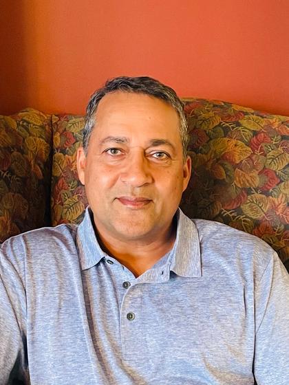 Dr. Raj ShermanGarneau resident, former MLA and Leader of the Official Opposition.