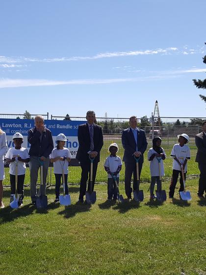 Gordon ThomasFormer Executive Secretary, Alberta Teachers' Association | Windsor Park Resident