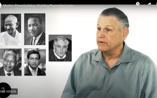 Celebrating 30 Years of Nonviolence International - David Kirshbaum - Modern Peacebuilding