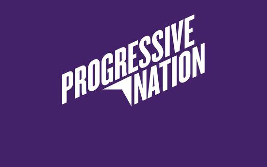 Thanks to Progressive Nation!