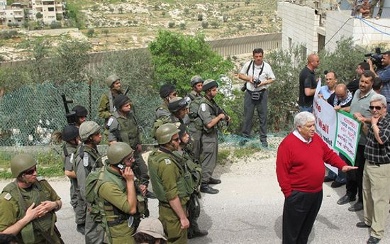 A Jew Asks Questions of Two Palestinians in a Time of War