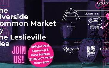 Riverside Common Opening