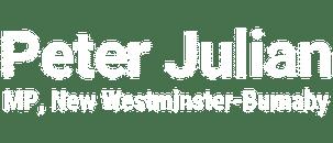 Peter Julian, MP New Westminster-Burnaby