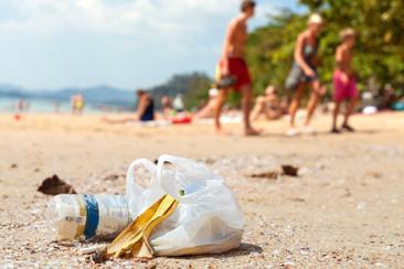 Gardez le plastique hors de notre eau