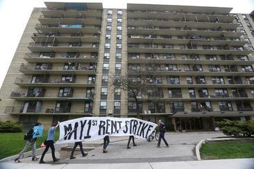 No COVID Evictions!