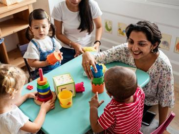 Child Care Must be a Priority!
