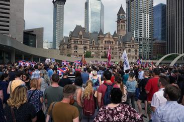 Organizing Ontario
