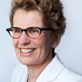 Hon. Kathleen Wynne