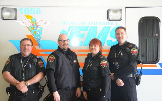 Celebrate Paramedic Services Week!