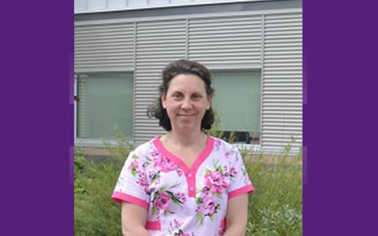 Tracy - Food Service Worker at Humboldt District Health Complex