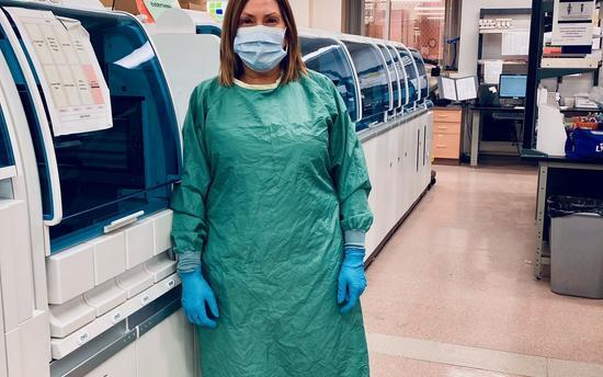 Medical Laboratory | Week 2021: Anita