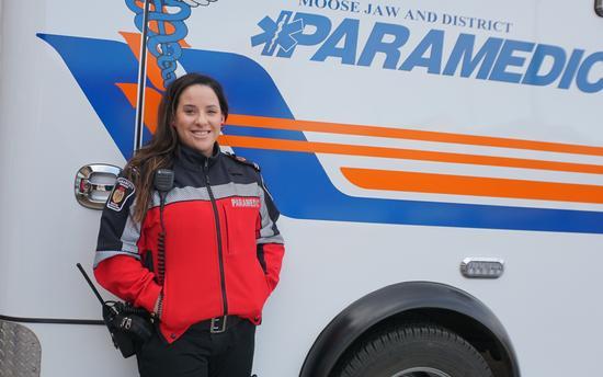 Paramedic Services Week 2021:  Shantel
