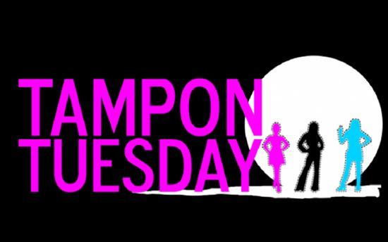 Tampon Tuesday: Collection Drive