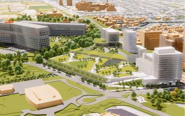 Comment on the Proposed Civic Hospital
