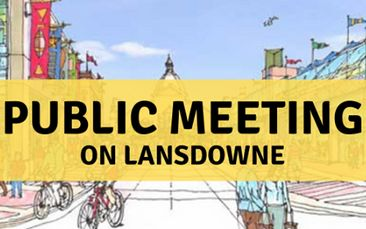 Hundreds of Ottawa Residents Join in Councillor Menard's Public Meeting on the Lansdowne Park Deal