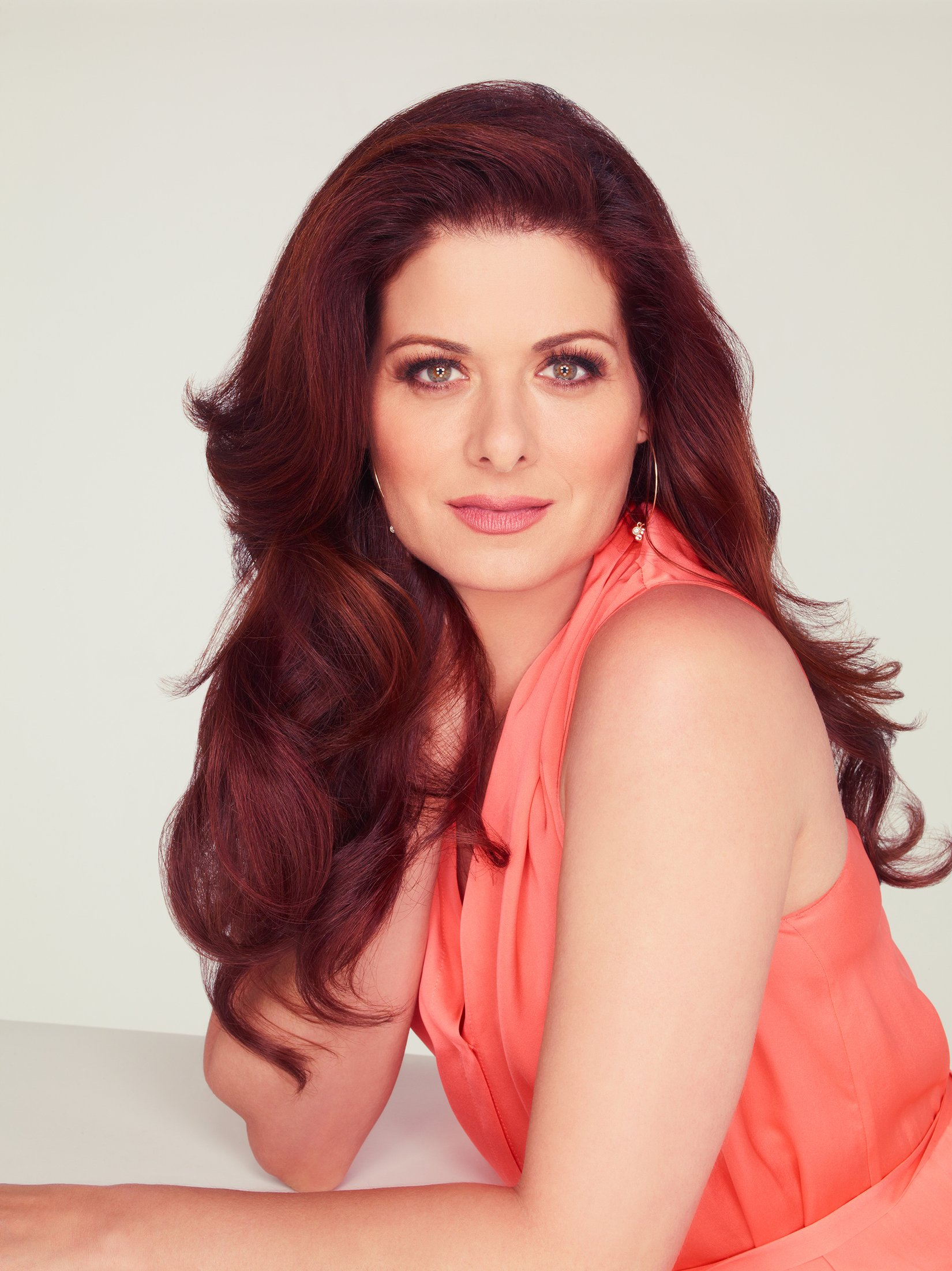 Actress Debra Messing will appear in the National Vote-at-Home Initiative, addressing Michigan voters with their state's vote-by-mail procedures.