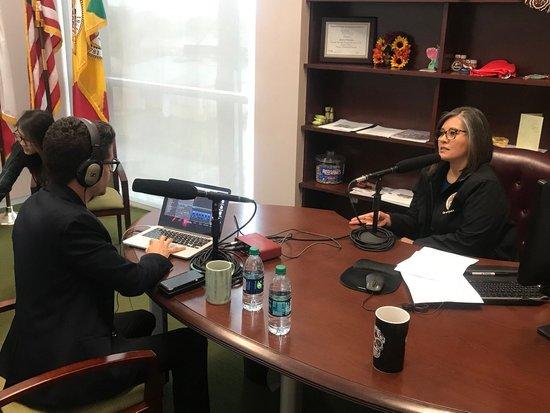 Stonewall Spotlight Host Marcus Lovingood interviews Councilwoman Monica Rodriguez