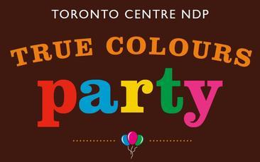 True Colours Party June 14