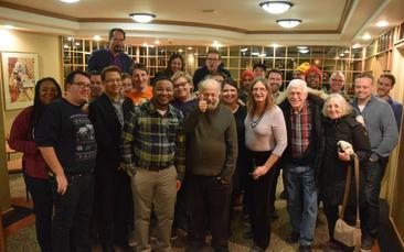 2018 Annual Holiday Party