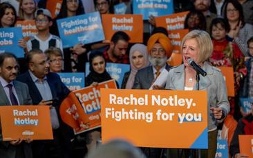 Alberta Election Night Party