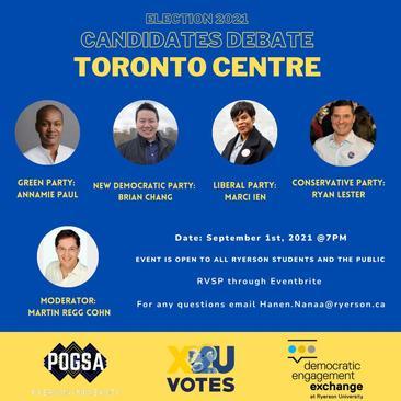 XU Votes 2021 – All Candidates Debate