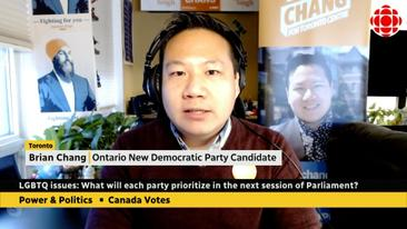 Dozens of LGBTQ candidates running in the federal election
