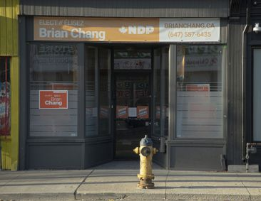 Toronto Observer: NDP Toronto Centre candidate Brian Chang expresses empathy