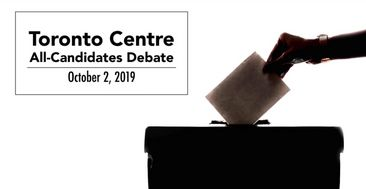 519 All Candidates Debate 2019