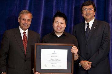 2009 Gordon Cressy Student Leadership Award