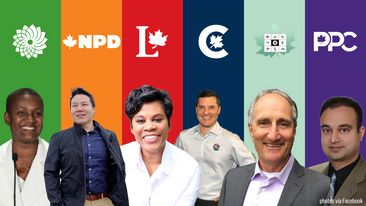 2021 Federal Election: Taking a Look at Toronto Centre Candidates