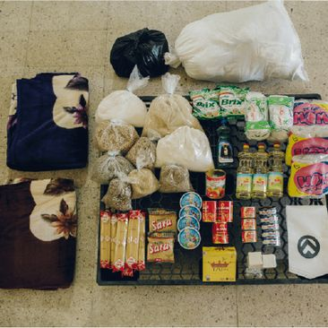 3 Month Supply of Food - $75