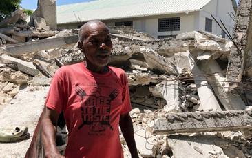 Natural Disasters Continue Devastation in Haiti