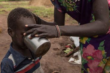 Beating Malnutrition in Coronavirus-Stricken South Sudan