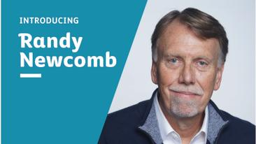 Tearfund USA appoints a new incoming Board Chair, Dr. Randy Newcomb