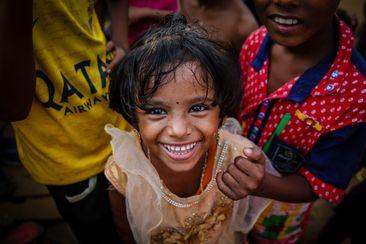 Helping refugee children to dream again