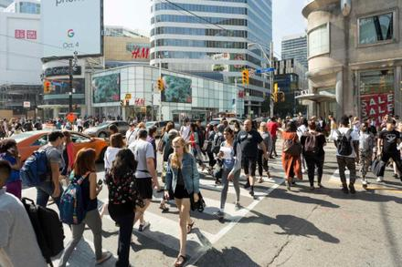 Change Afoot On Downtown Yonge