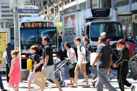 Yonge St. needs our voices to get the redesign it deserves