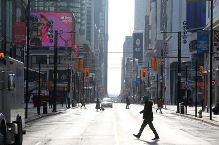 Council approves redesign of busy downtown Yonge St. for pedestrians