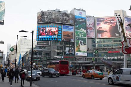 Forever Yonge: Main Thoroughfare Thrives Amidst Toronto's Condo Boom