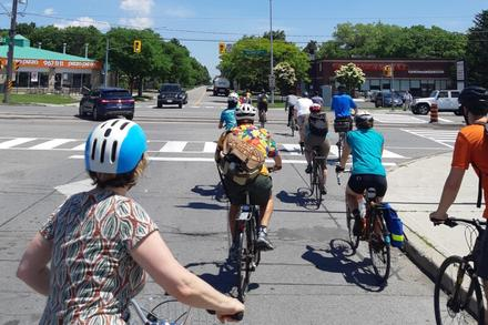 Is COVID-19 a turning point for active travel in cities?